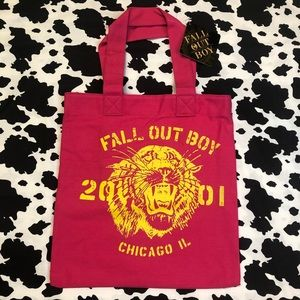 Fall Out Boy Tote-bag